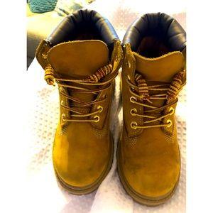 Kids' Unisex Timberland Boots Sz 13